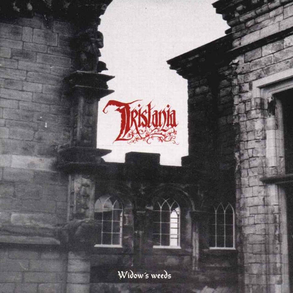 Tristania: Widow's Weeds (1998) Book Cover