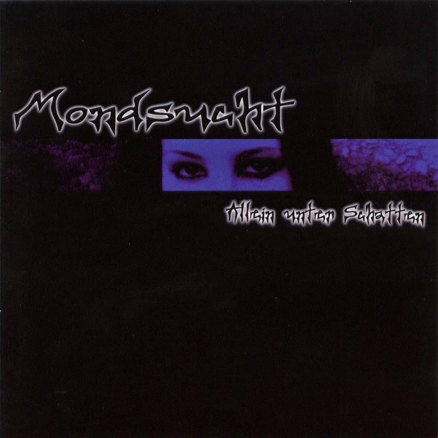 Mondsucht: Allein Unter Schatten (2004) Book Cover