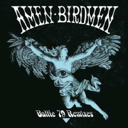 Amen Birdmen: Across The Atlantic (2007) Book Cover