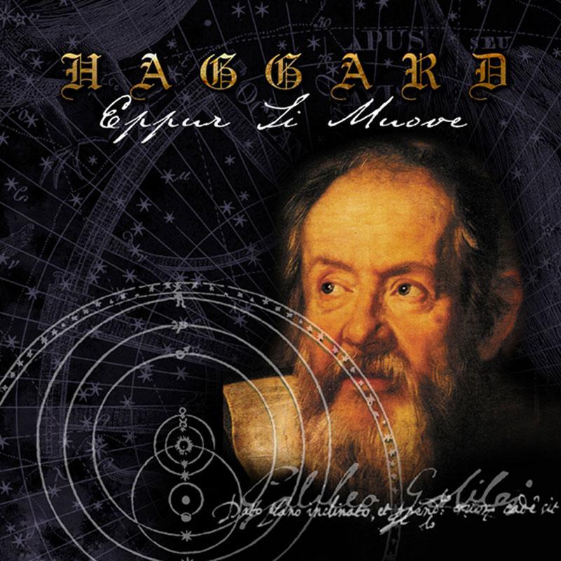 Haggard: Eppur Si Muove (2004) Book Cover