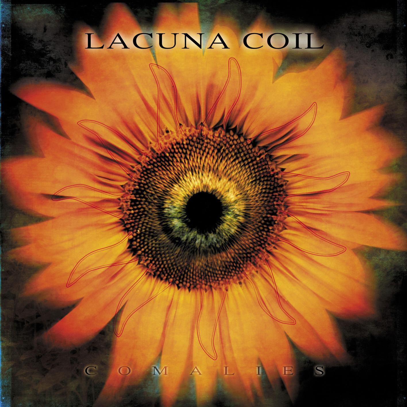 Lacuna Coil: Comalies (2002) Book Cover
