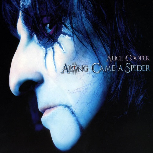 Alice Cooper: Along Came A Spider (2008) Book Cover