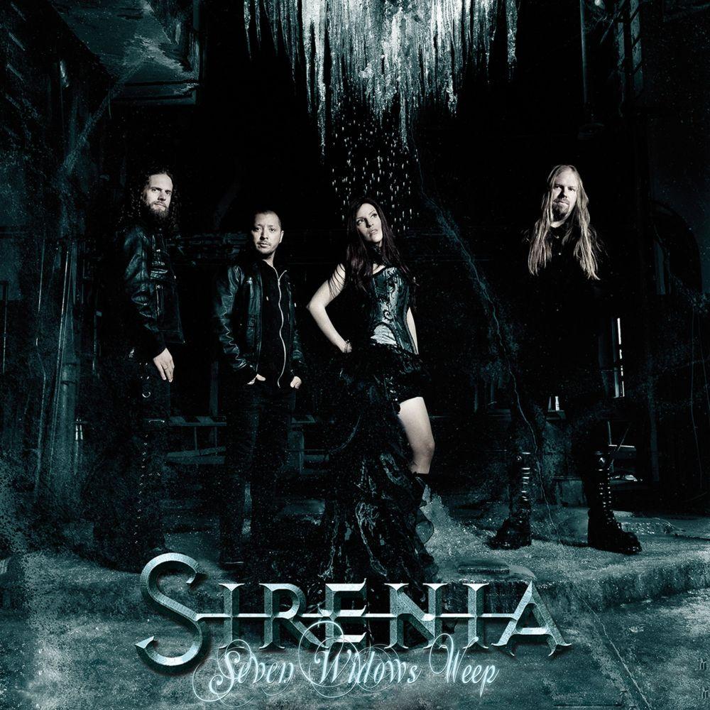 Sirenia: Seven widows weep (2006) Book Cover