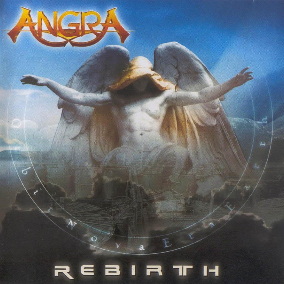 Angra: Rebirth (2001) Book Cover