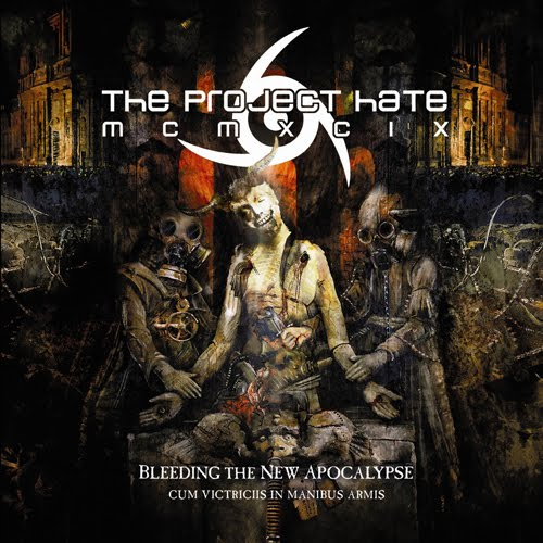 The Project Hate: Bleeding The New Apocalypse (2011) Book Cover