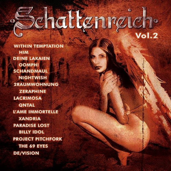 Various: Schattenreich Volume 2 (2005) Book Cover