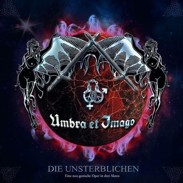 Umbra et Imago: Die Unsterblichen (2015) Book Cover
