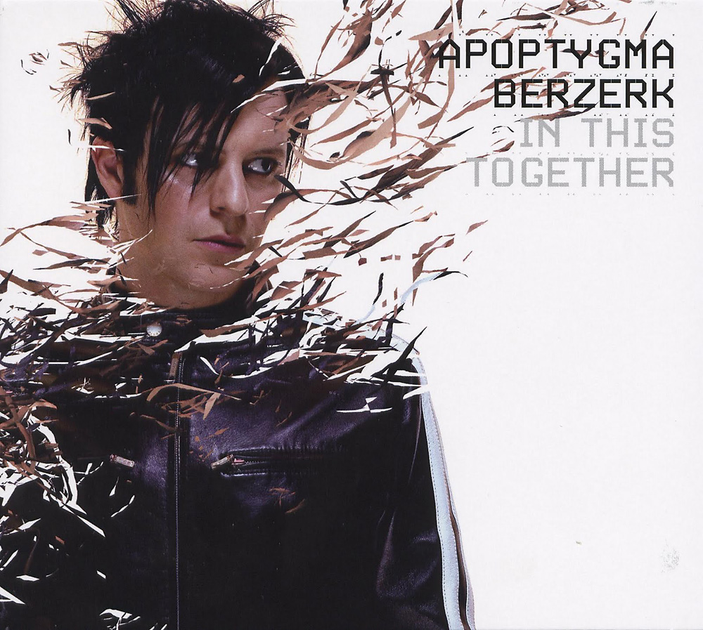Apoptygma Berzerk: In this together (2005) Book Cover