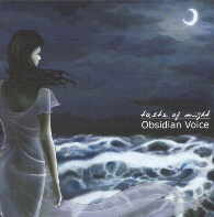 Obsidian Voice: Taste Of Night (2003) Book Cover