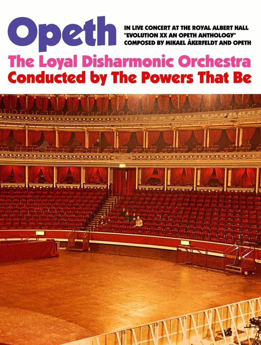 Opeth: In Live Concert At The Royal Albert Hall (2010) Book Cover
