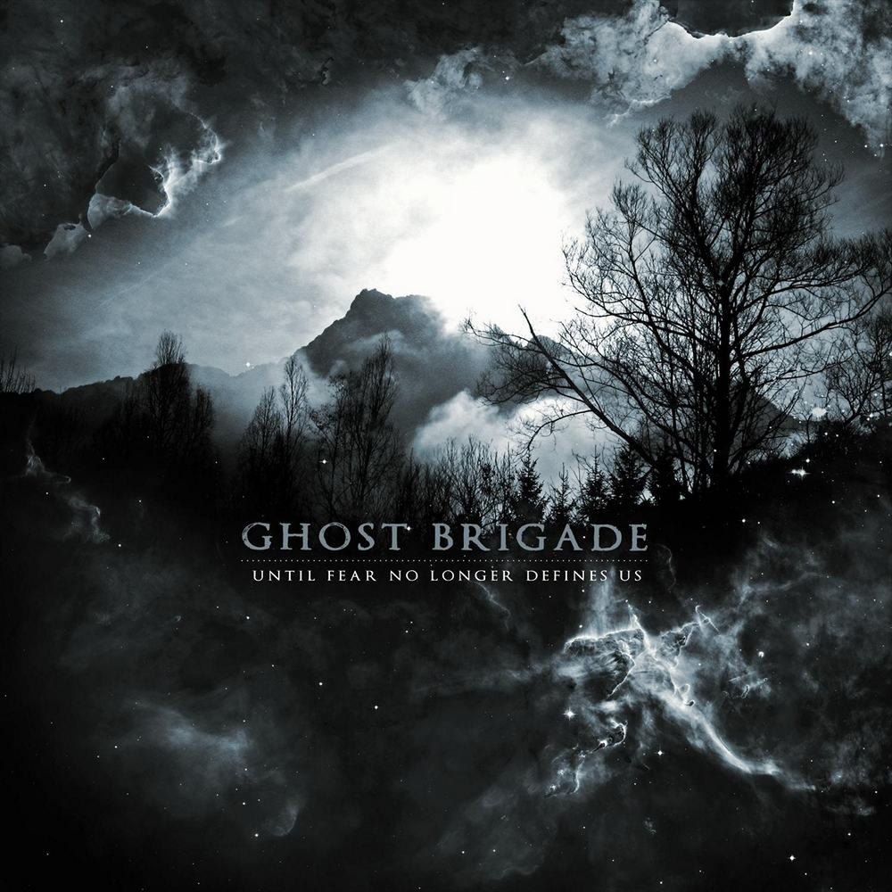 Ghost Brigade: Until Fear No Longer Defines Us (2011) Book Cover