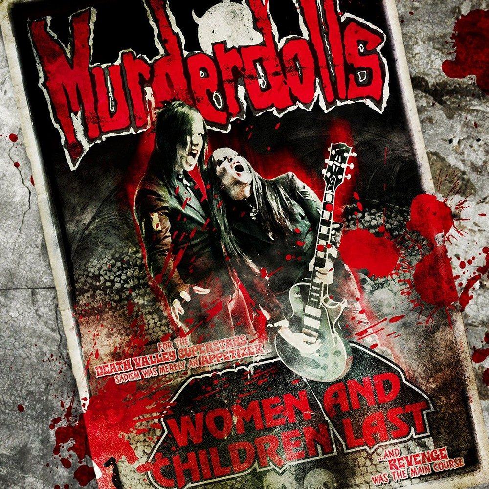 Murderdolls: Women & Children Last (2010) Book Cover