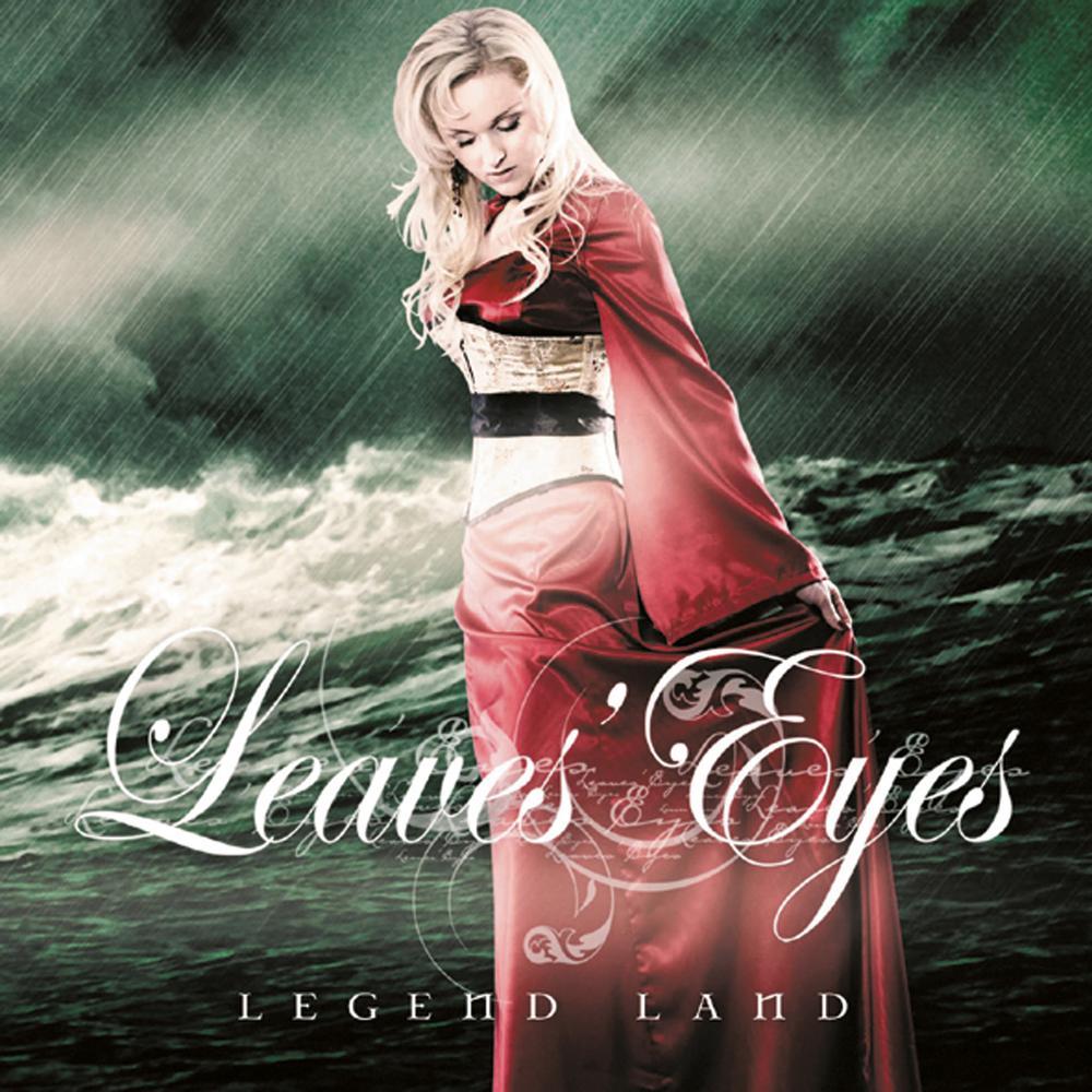 Leaves' Eyes: Legend Land (2006) Book Cover