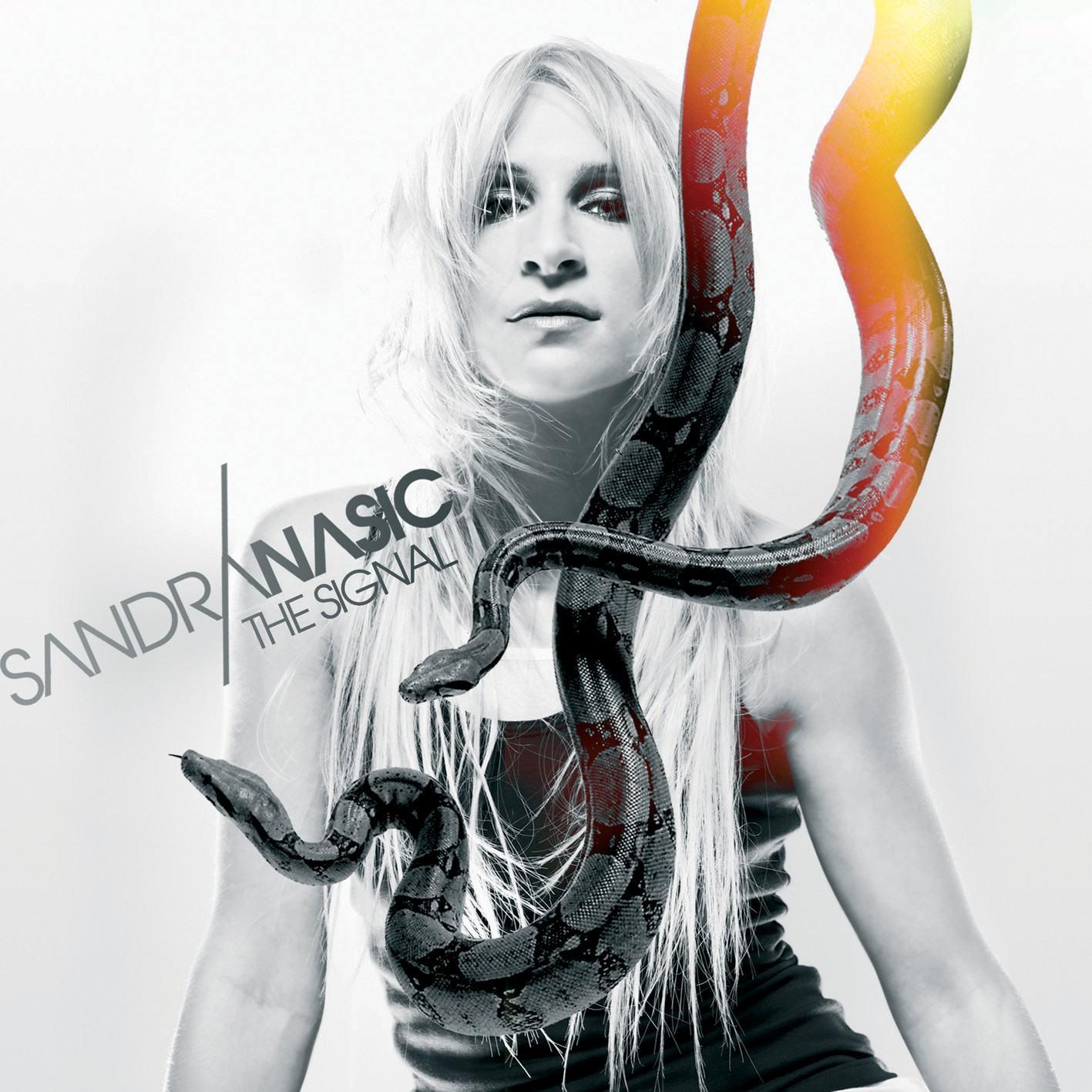 Sandra Nasic: The Signal (2007) Book Cover