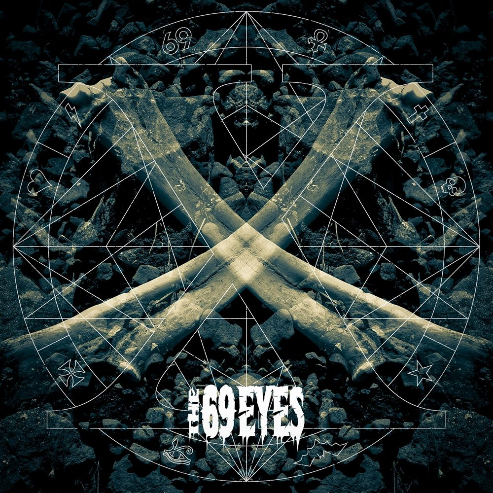 The 69 Eyes: X (2012) Book Cover