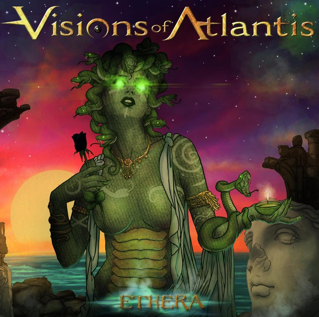 Visions of Atlantis: Ethera (2013) Book Cover