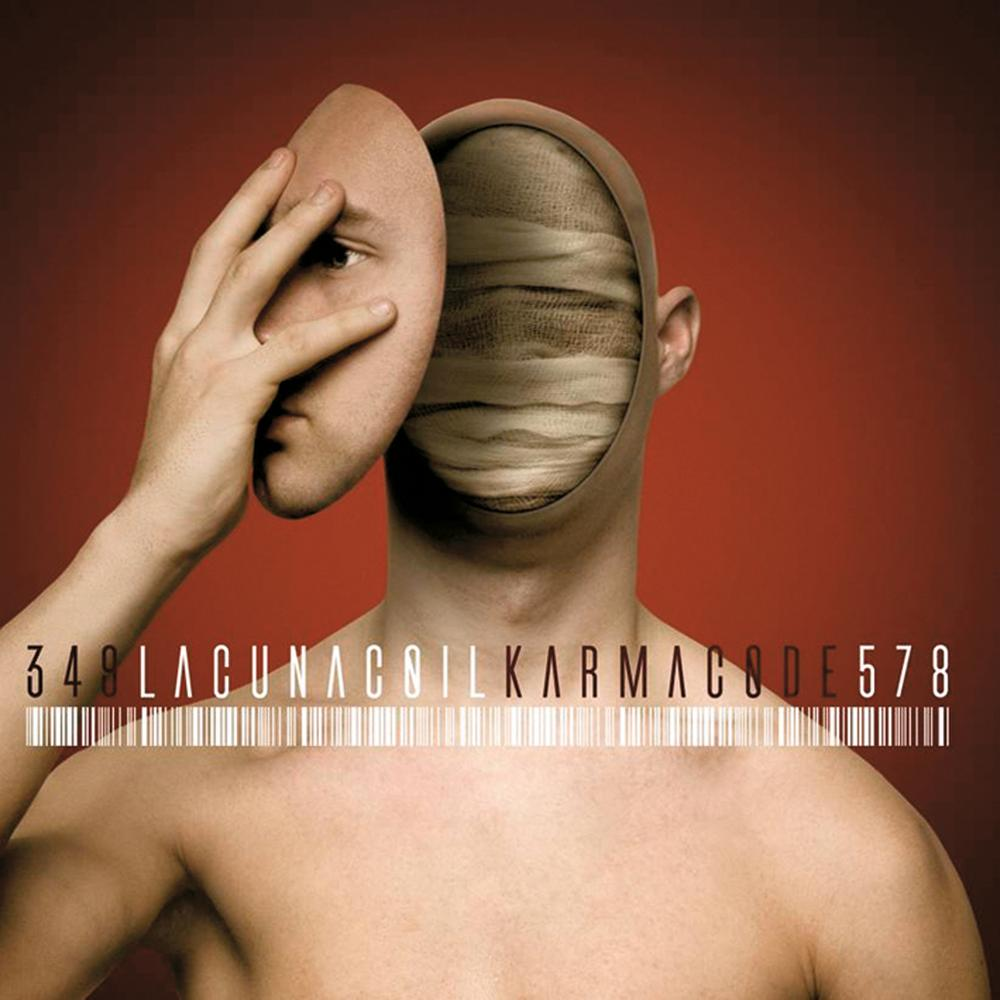 Lacuna Coil: Karmacode (2006) Book Cover