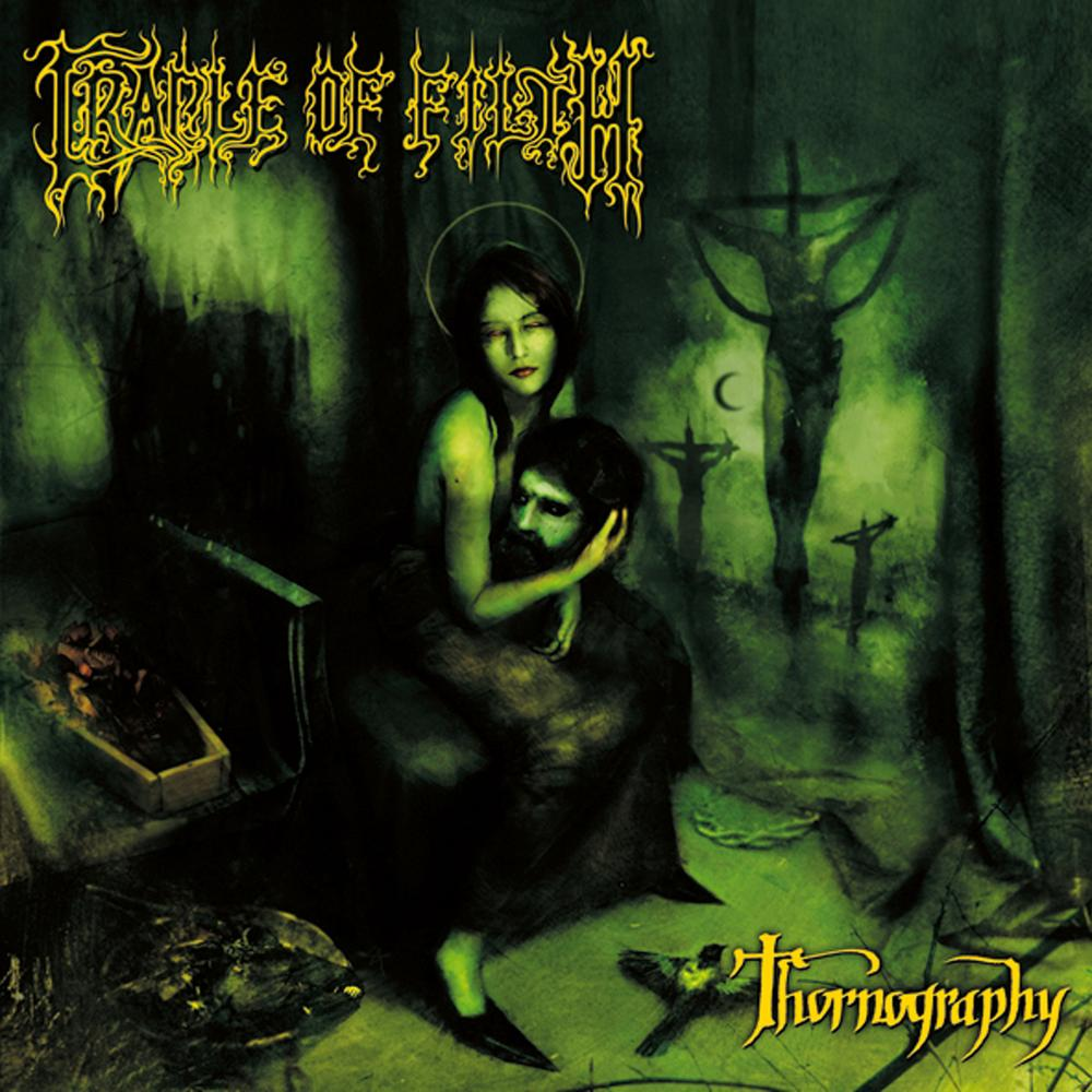 Cradle of Filth: Thornography (2006) Book Cover