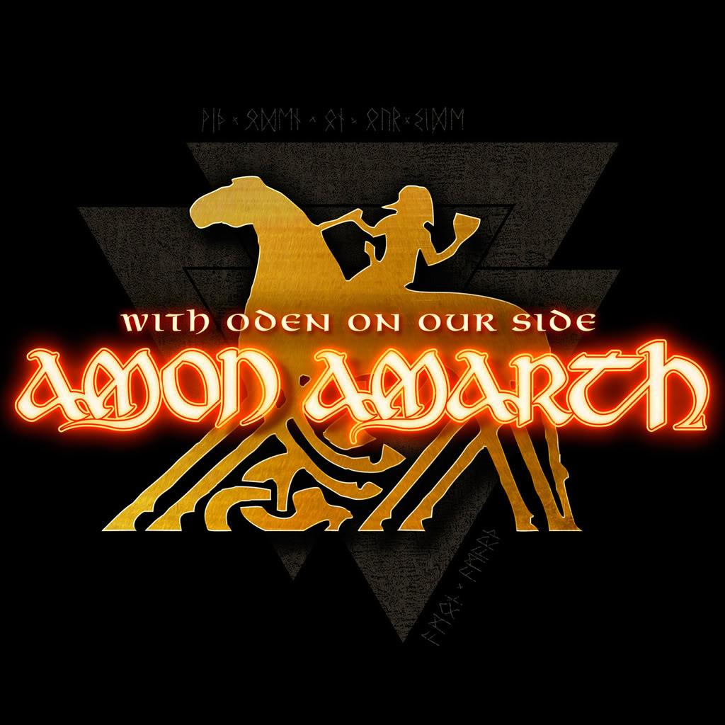 Amon Amarth: With Oden on our side (2006) Book Cover