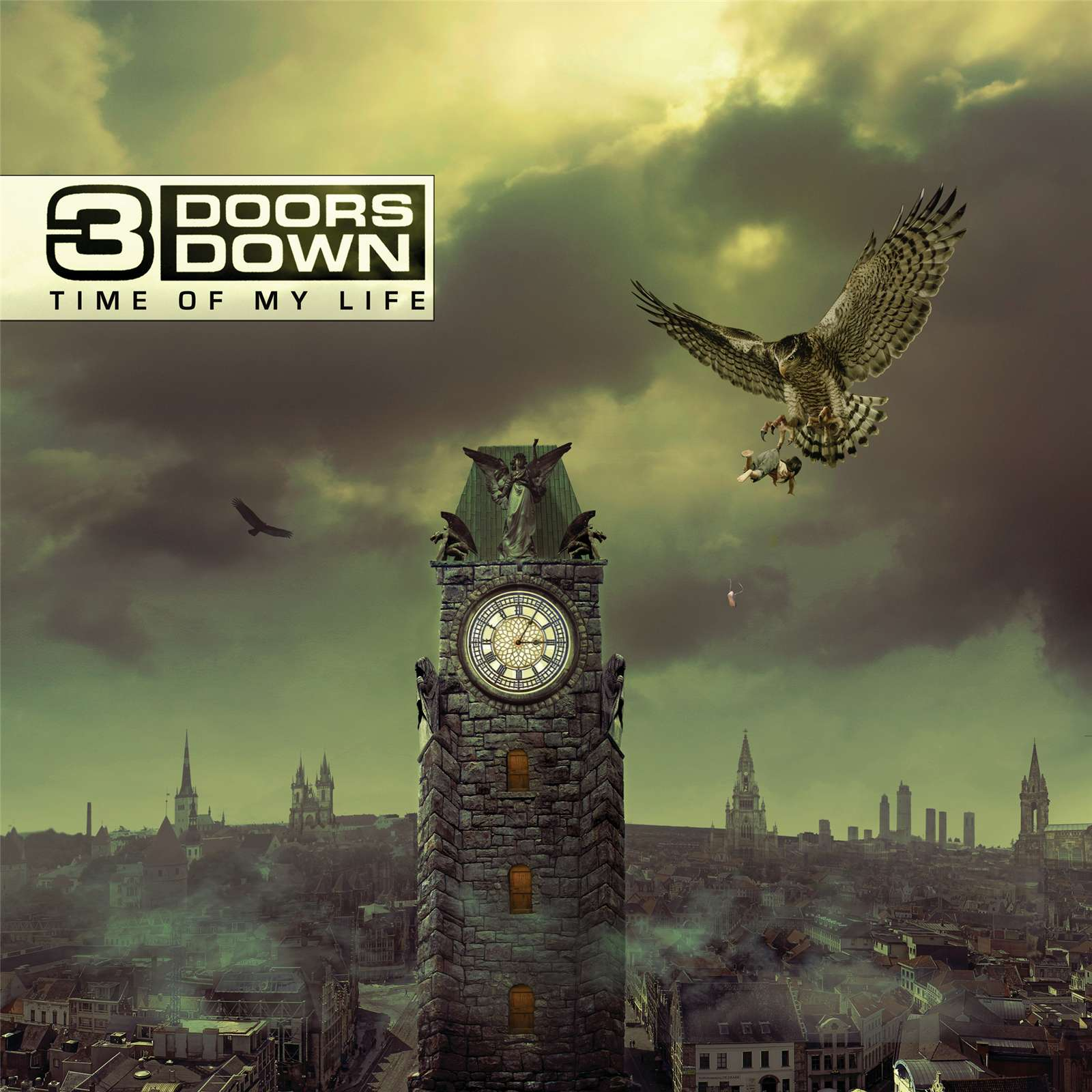 3 Doors Down: Time of my Life (2011) Book Cover