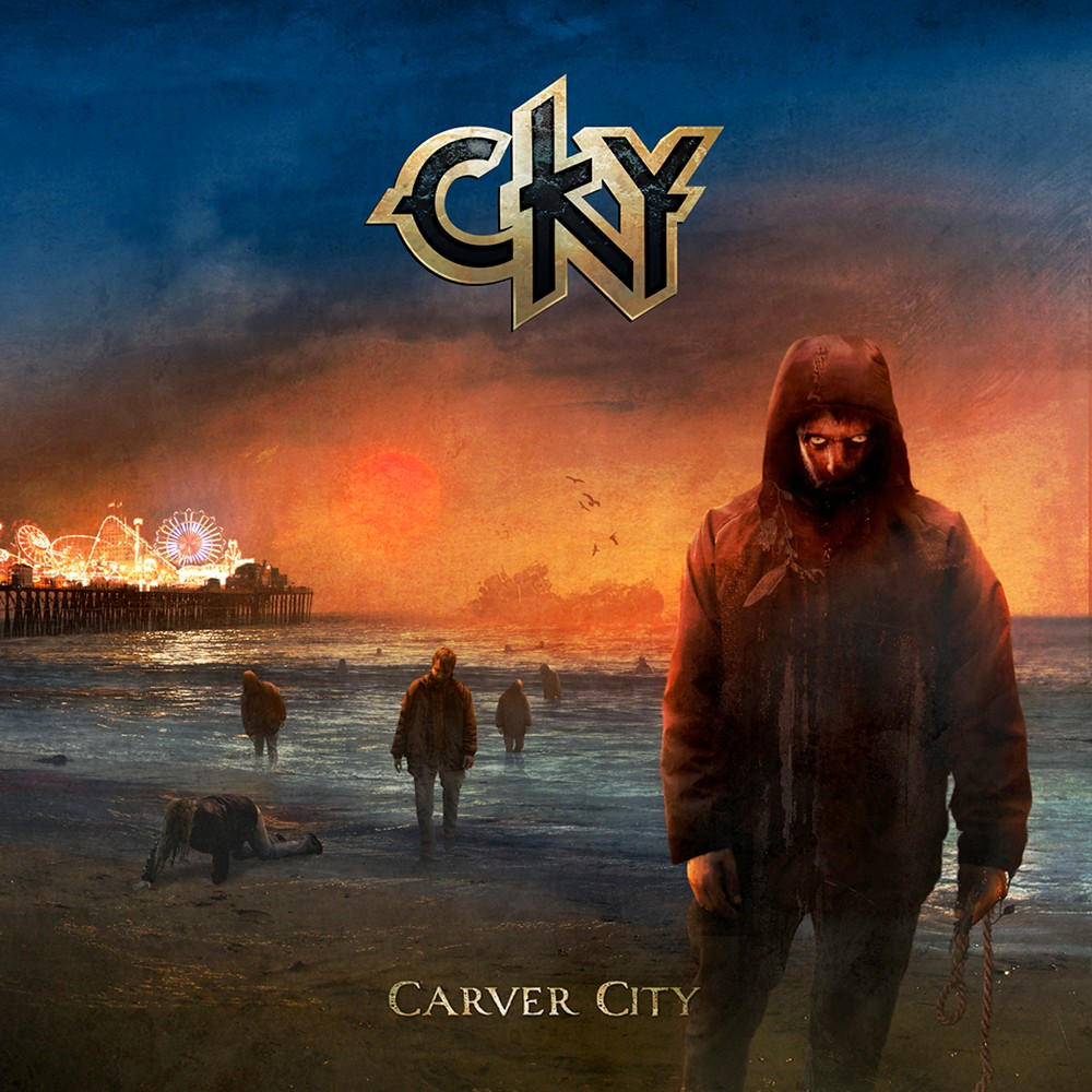 Cky: Carver City (2009) Book Cover