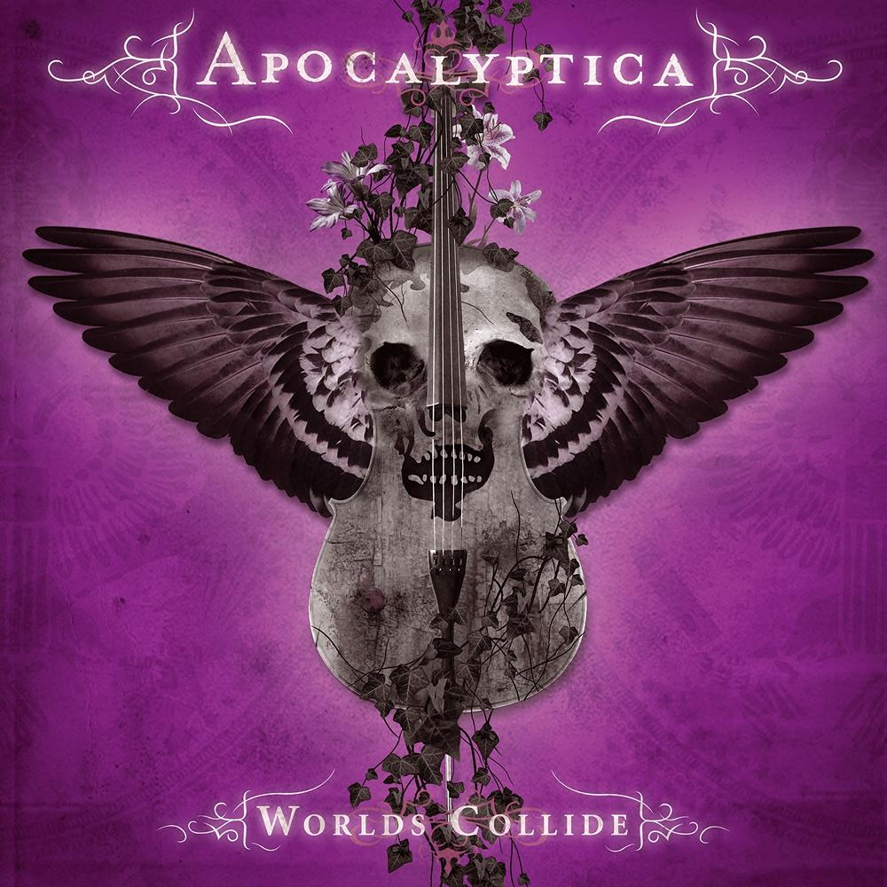 Apocalyptica: Worlds Collide (2007) Book Cover