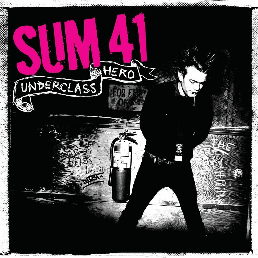 Sum 41: Underclass Hero (2007) Book Cover