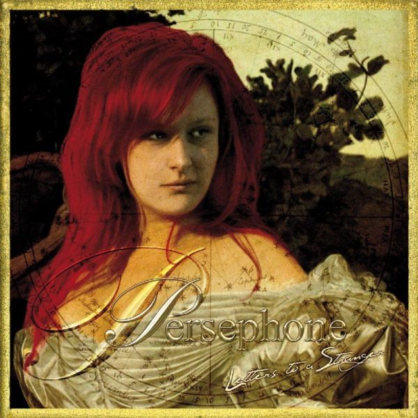 Persephone: Letters to a stranger (2007) Book Cover
