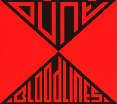 Dúné: Bloodlines (2007) Book Cover