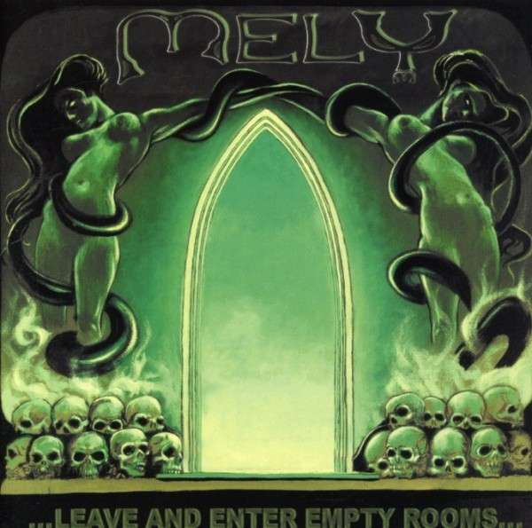 Mely: Leave And Enter Empty Rooms (2007) Book Cover