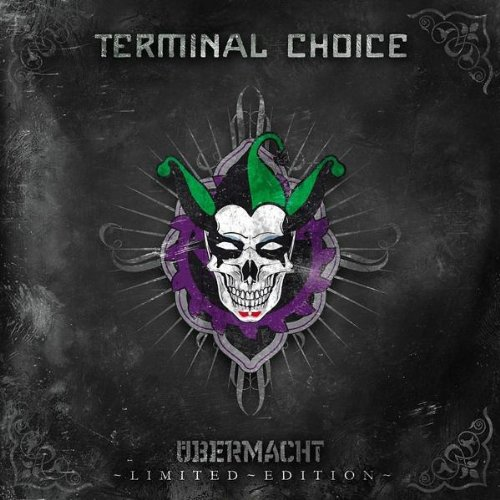 Terminal Choice: Übermacht (2010) Book Cover