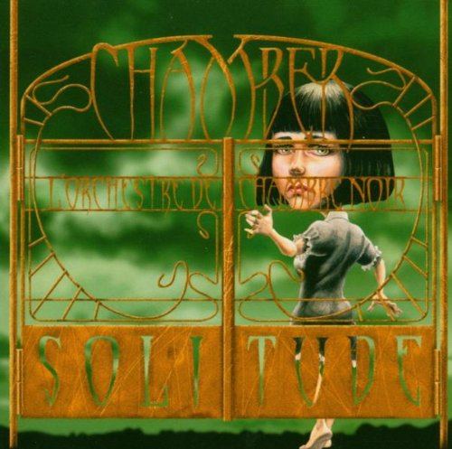 Chamber: Solitude / The Stolen Child (2004) Book Cover
