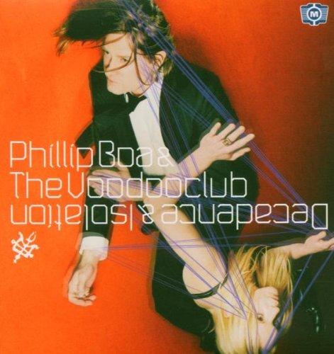 Phillip Boa & The Voodooclub: Decadence and Isolation (2005) Book Cover