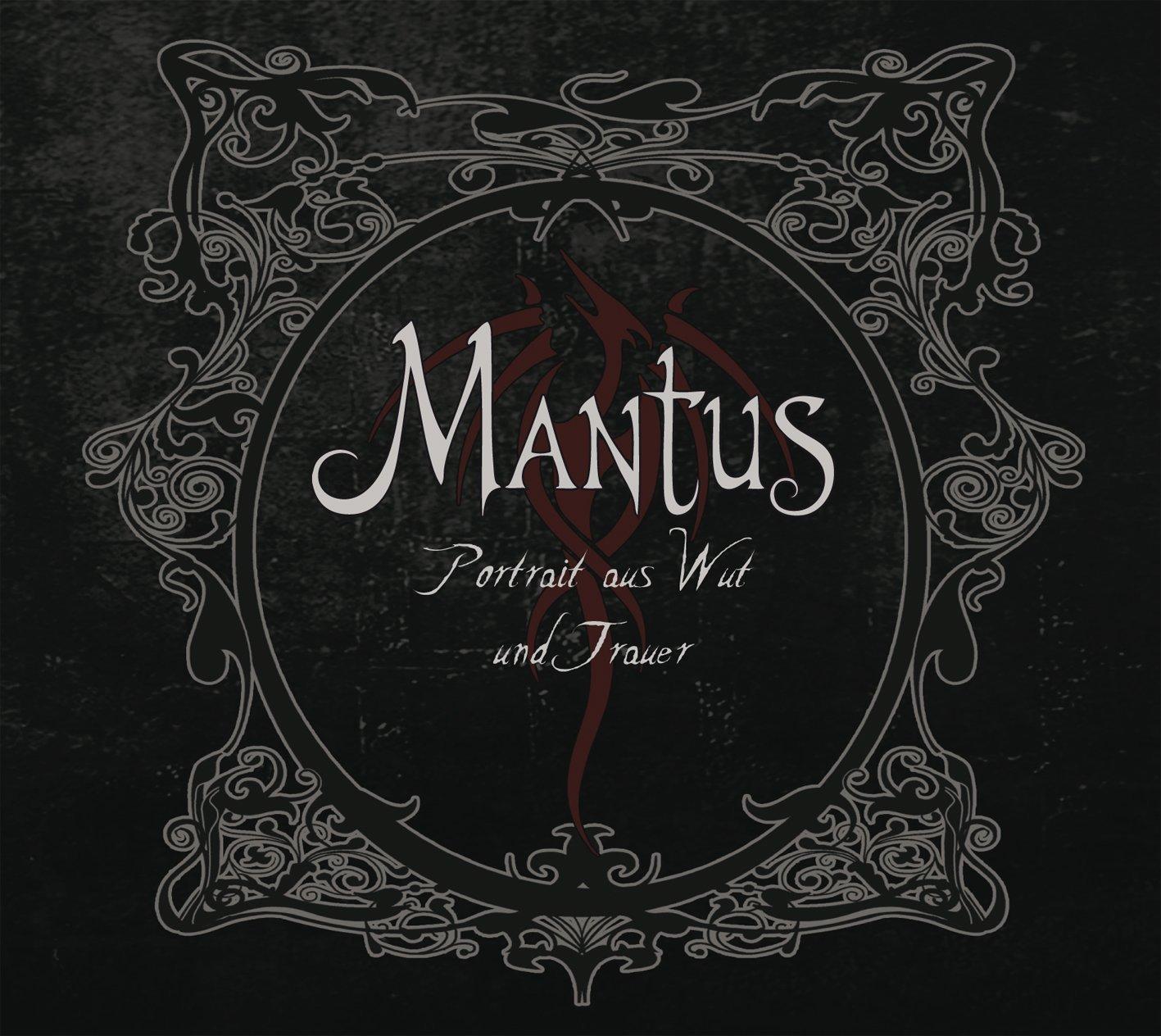 Mantus: Portrait aus Wut und Trauer (2014) Book Cover