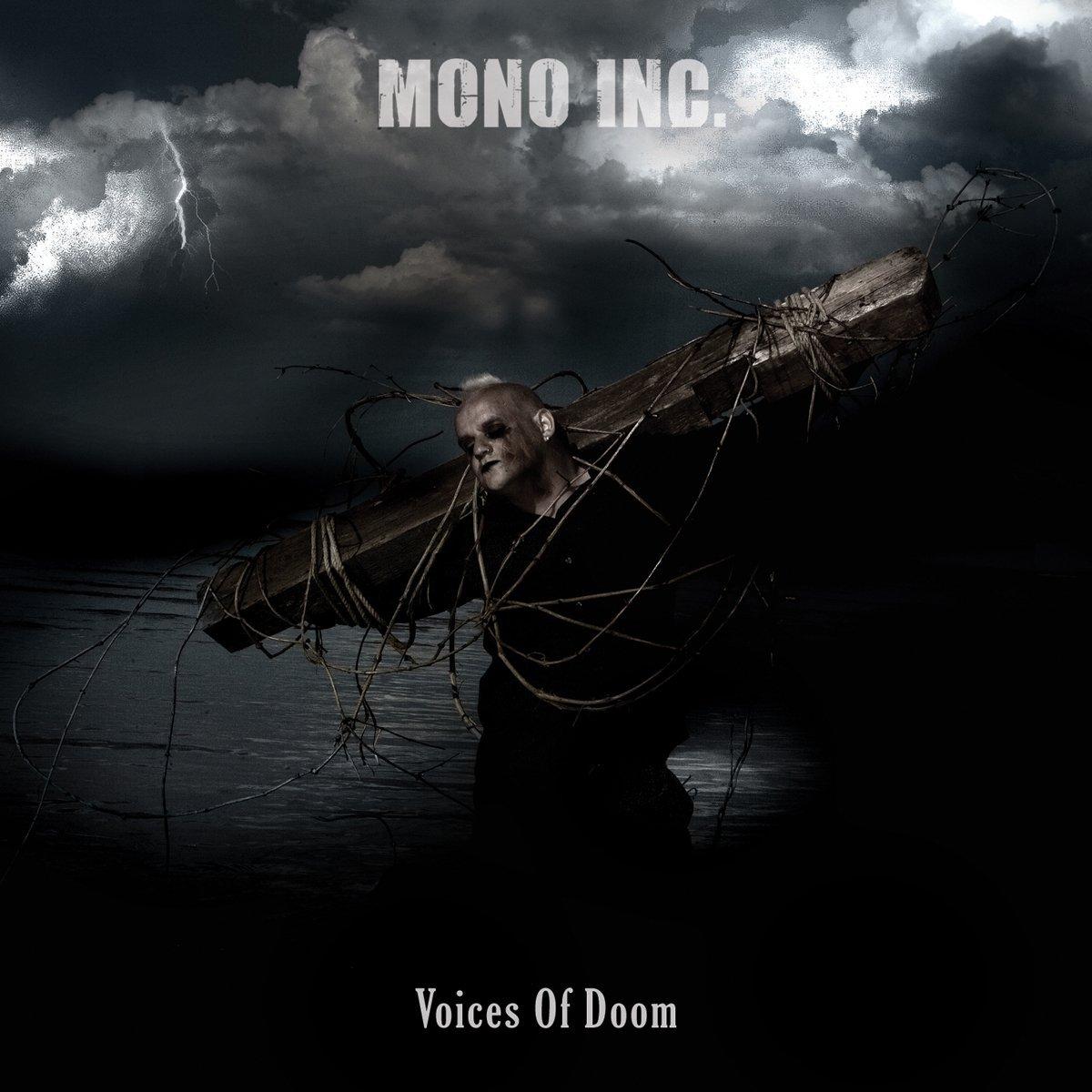 Mono Inc.: Voices of Doom (2009) Book Cover