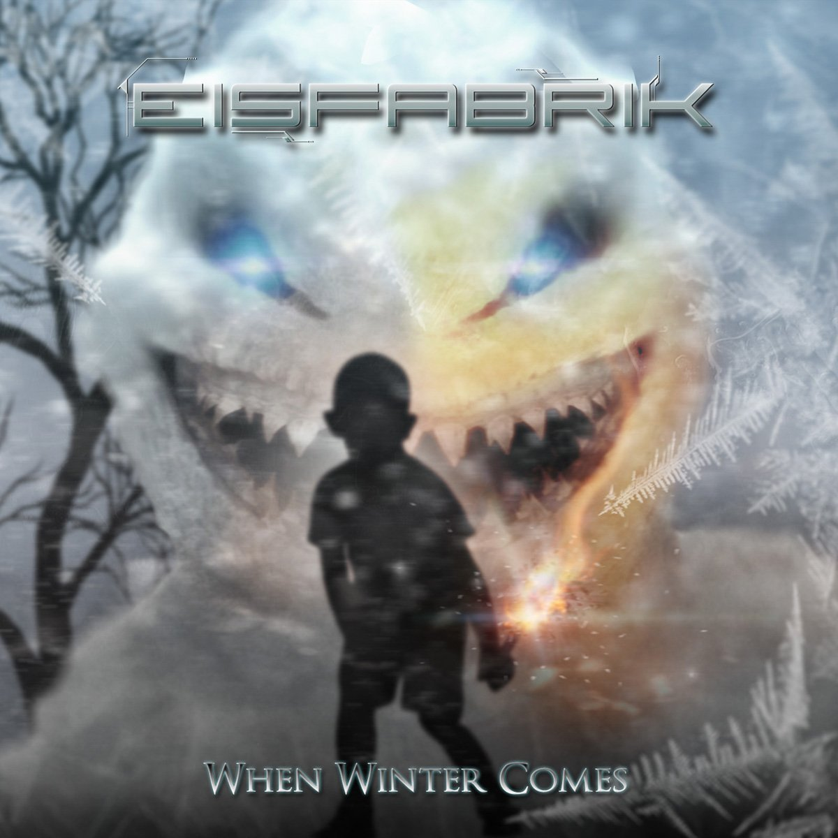 Eisfabrik: When Winter Comes (2015) Book Cover