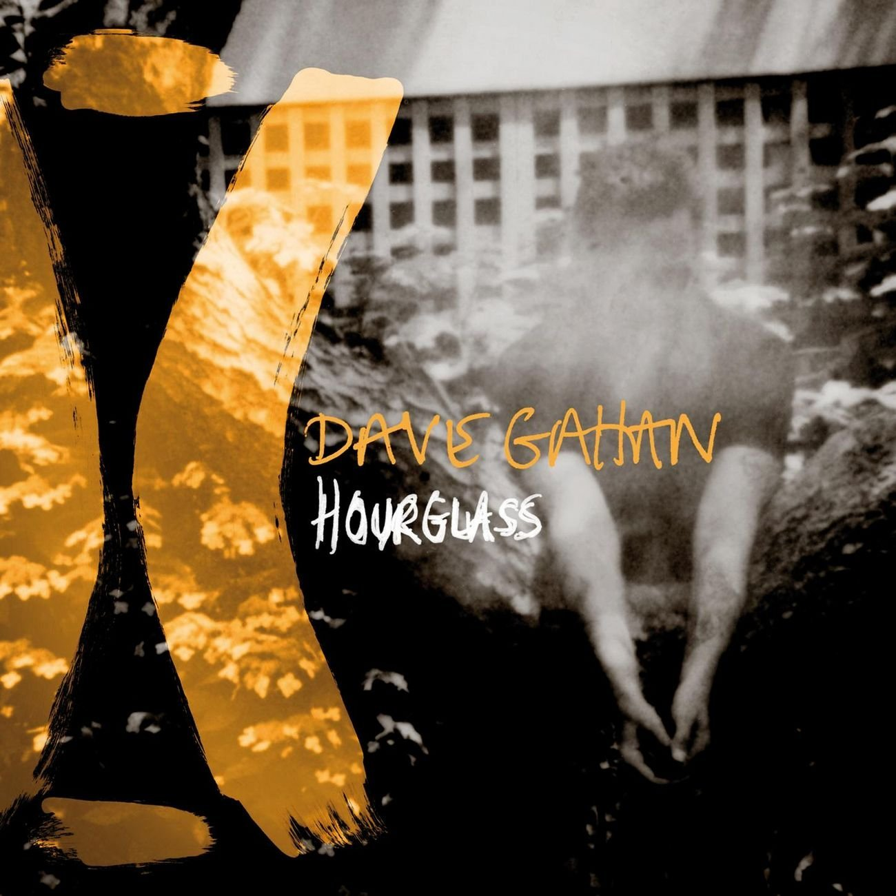 Dave Gahan: Hourglass (2007) Book Cover