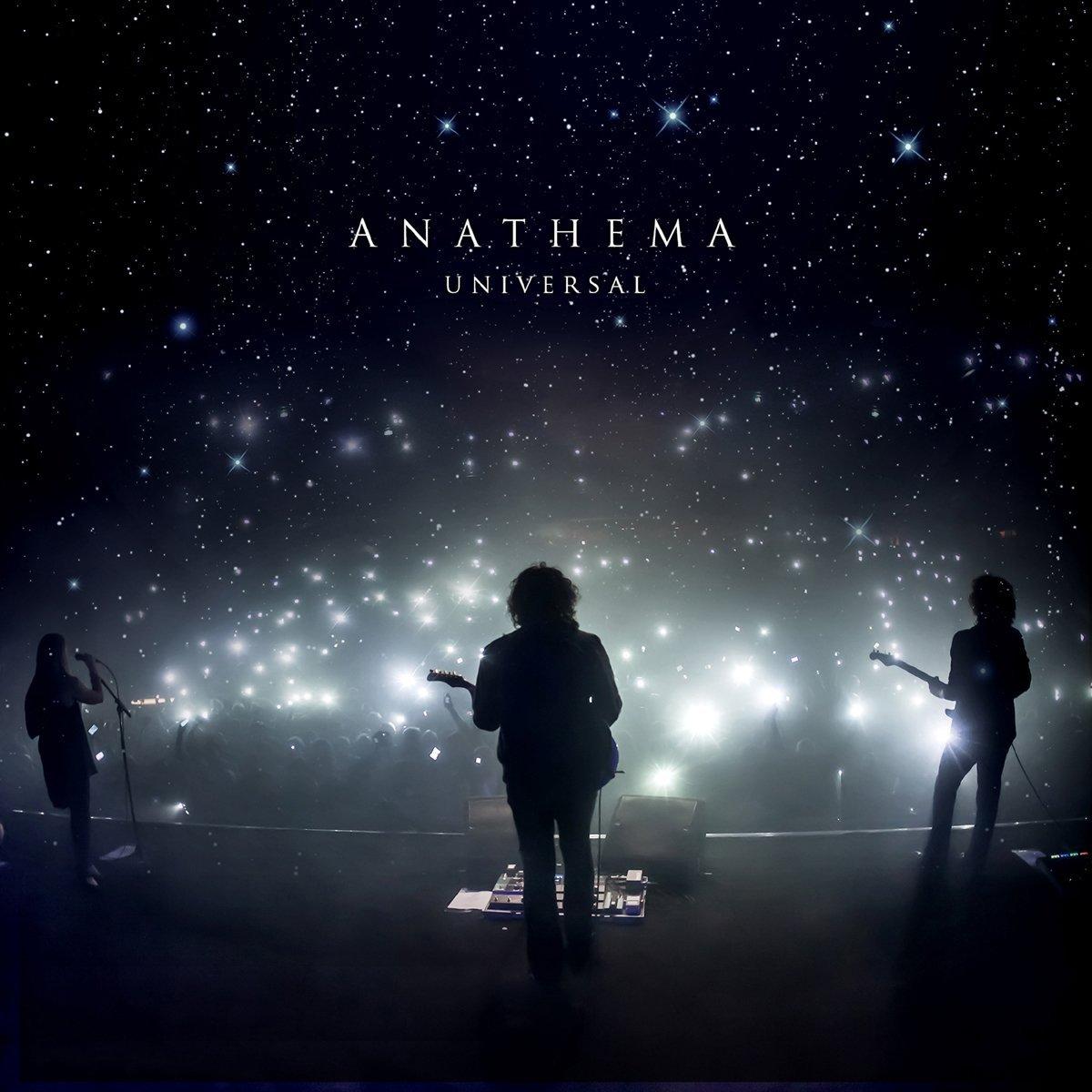 Anathema: Universal (2013) Book Cover