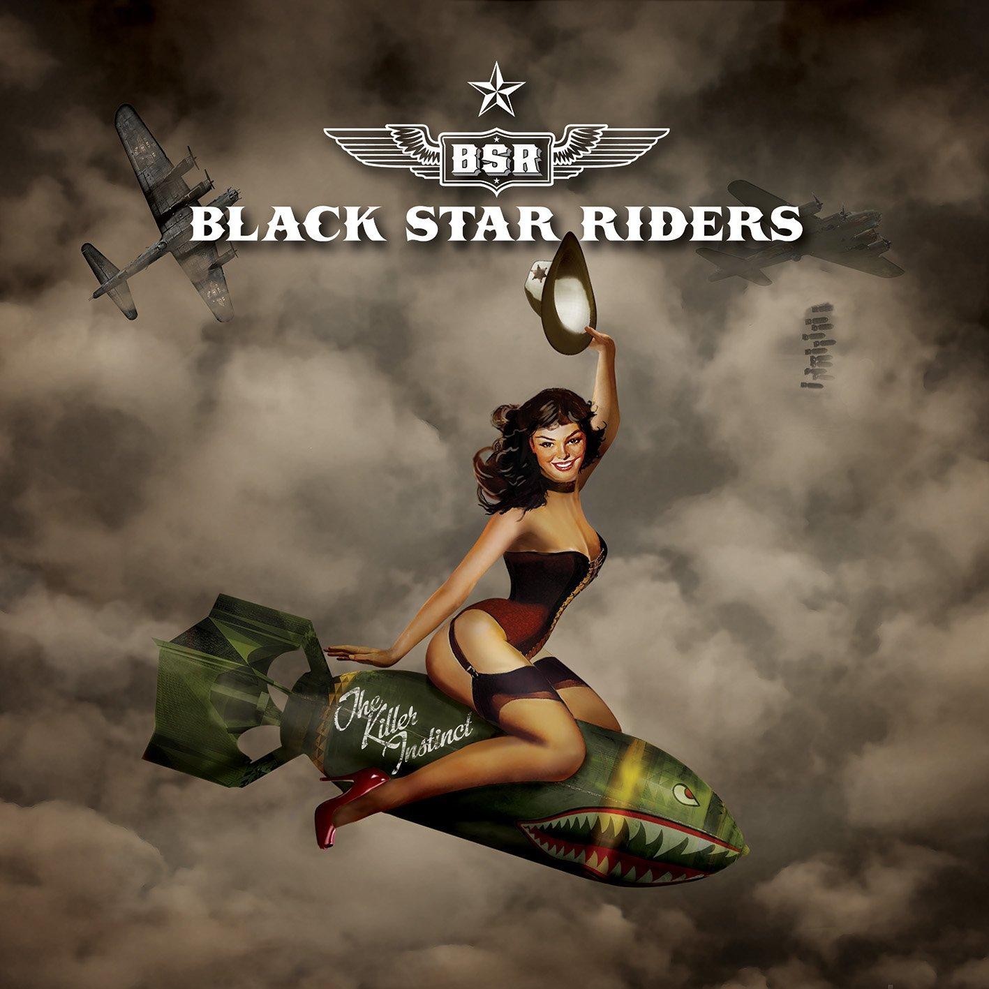 Black Star Riders: The Killer Instinct (2015) Book Cover