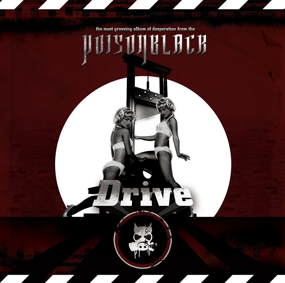 Poisonblack: Drive (2011) Book Cover
