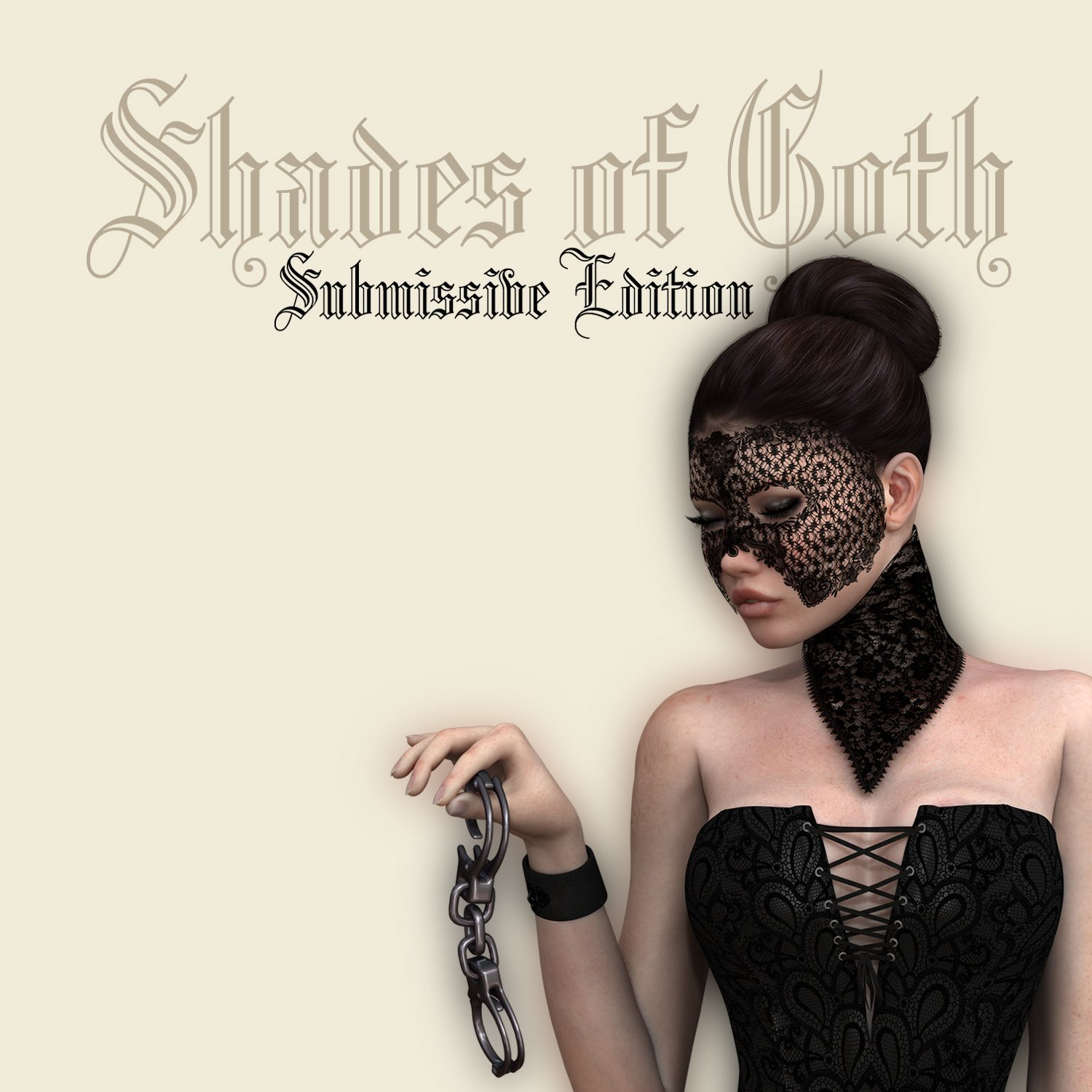 Various: Shades Of Goth: Submissive Edition (2013) Book Cover