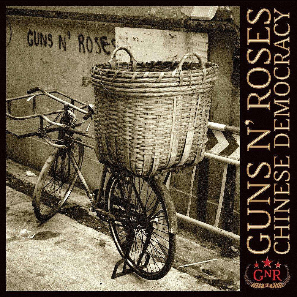 Guns N` Roses: Chinese Democracy (2008) Book Cover