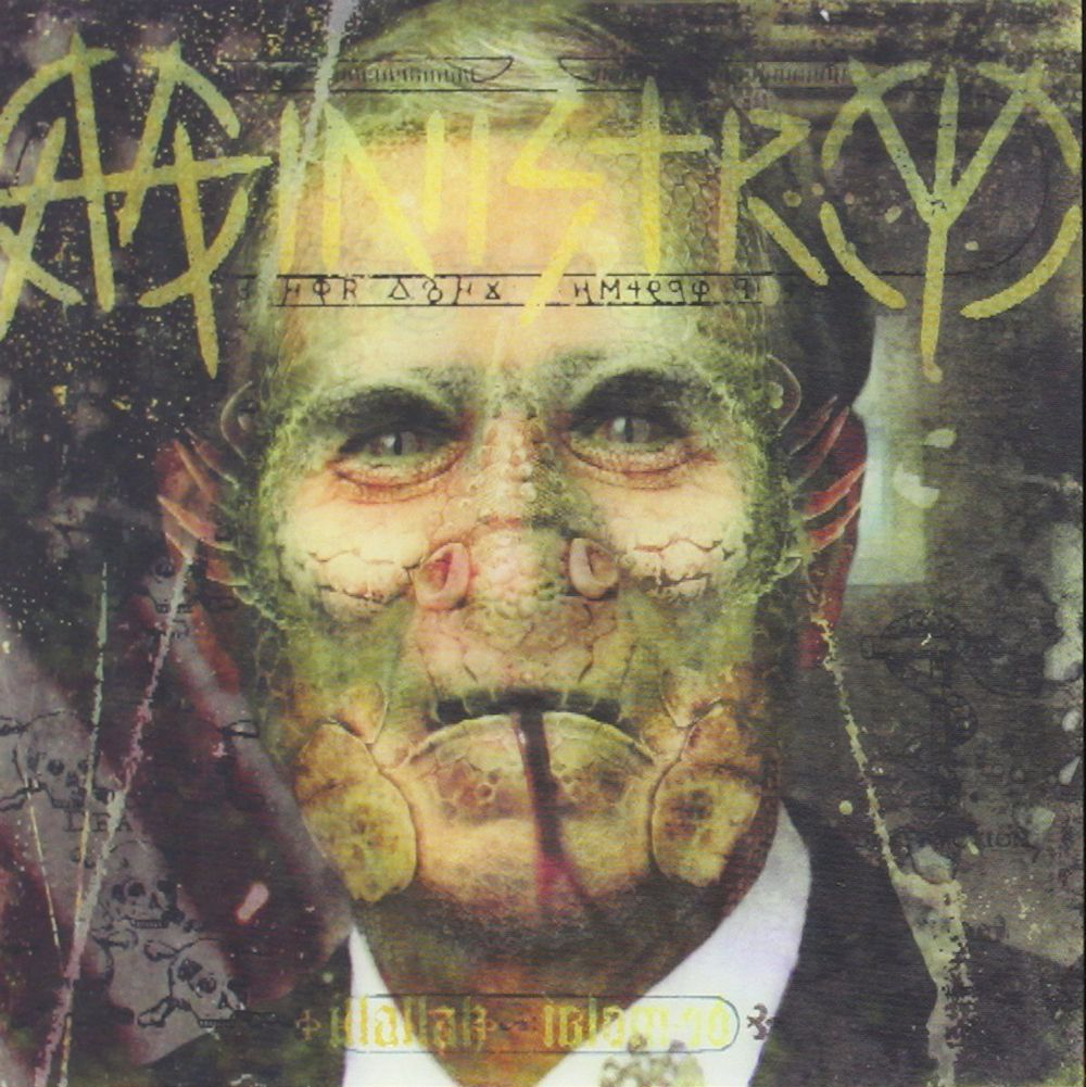 Ministry: The Last Sucker (2007) Book Cover