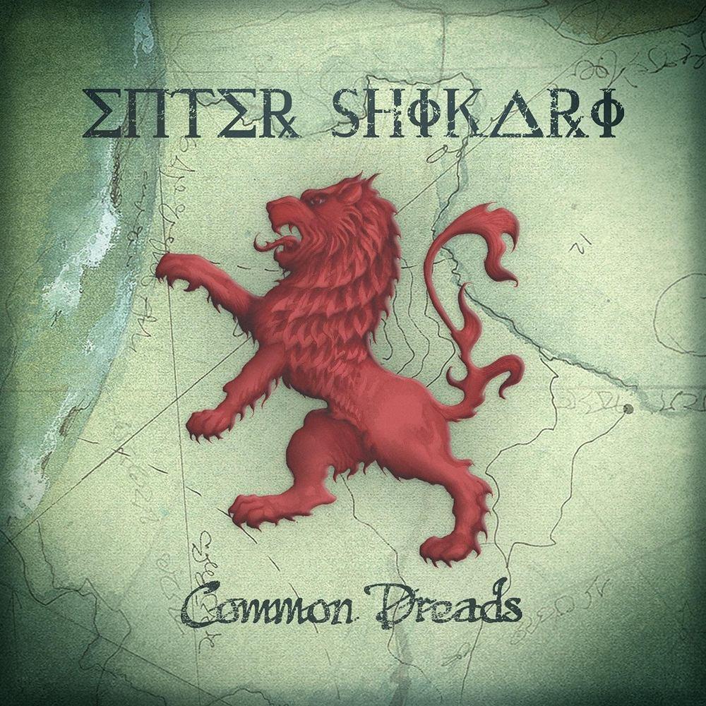Enter Shikari: Common Dreads (2009) Book Cover