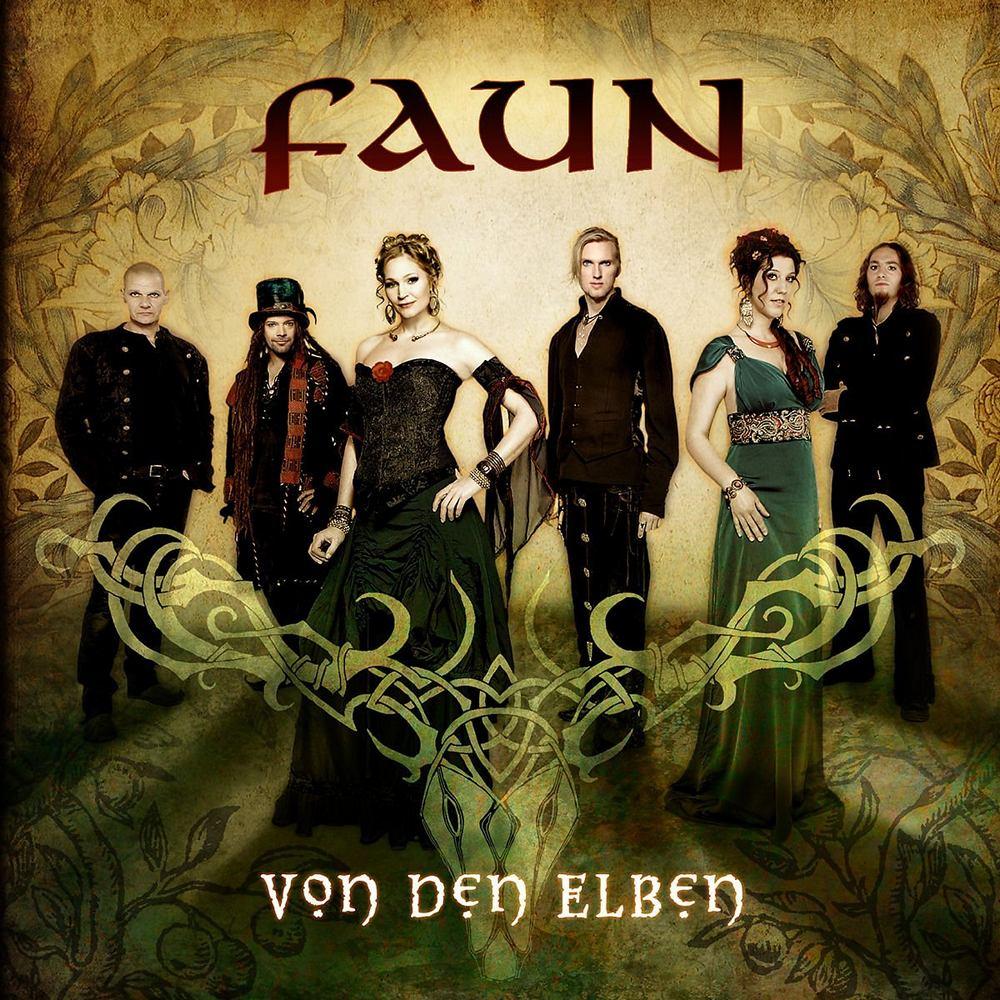 Faun: Von den Elben (2013) Book Cover