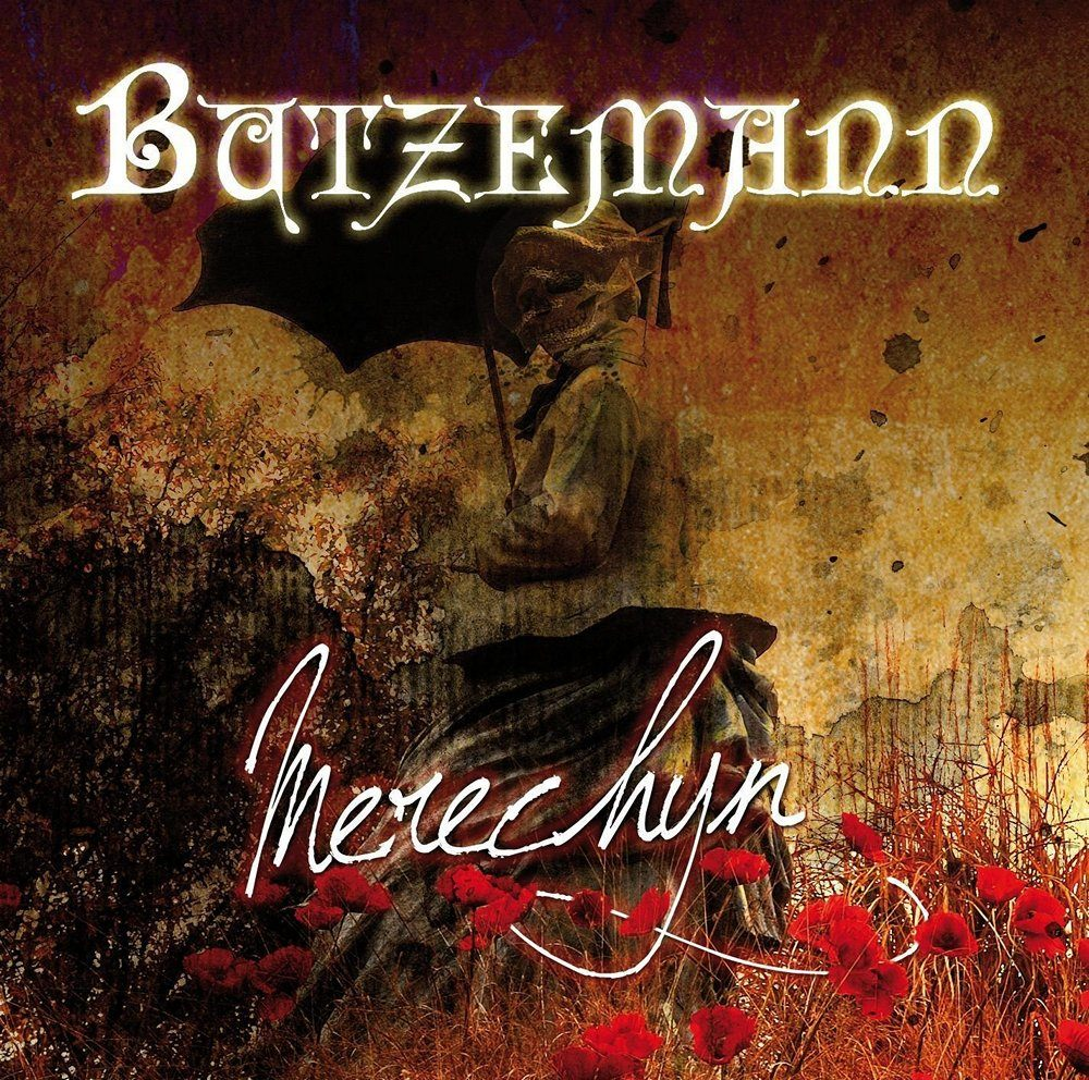 Butzemann: Merechyn (2010) Book Cover