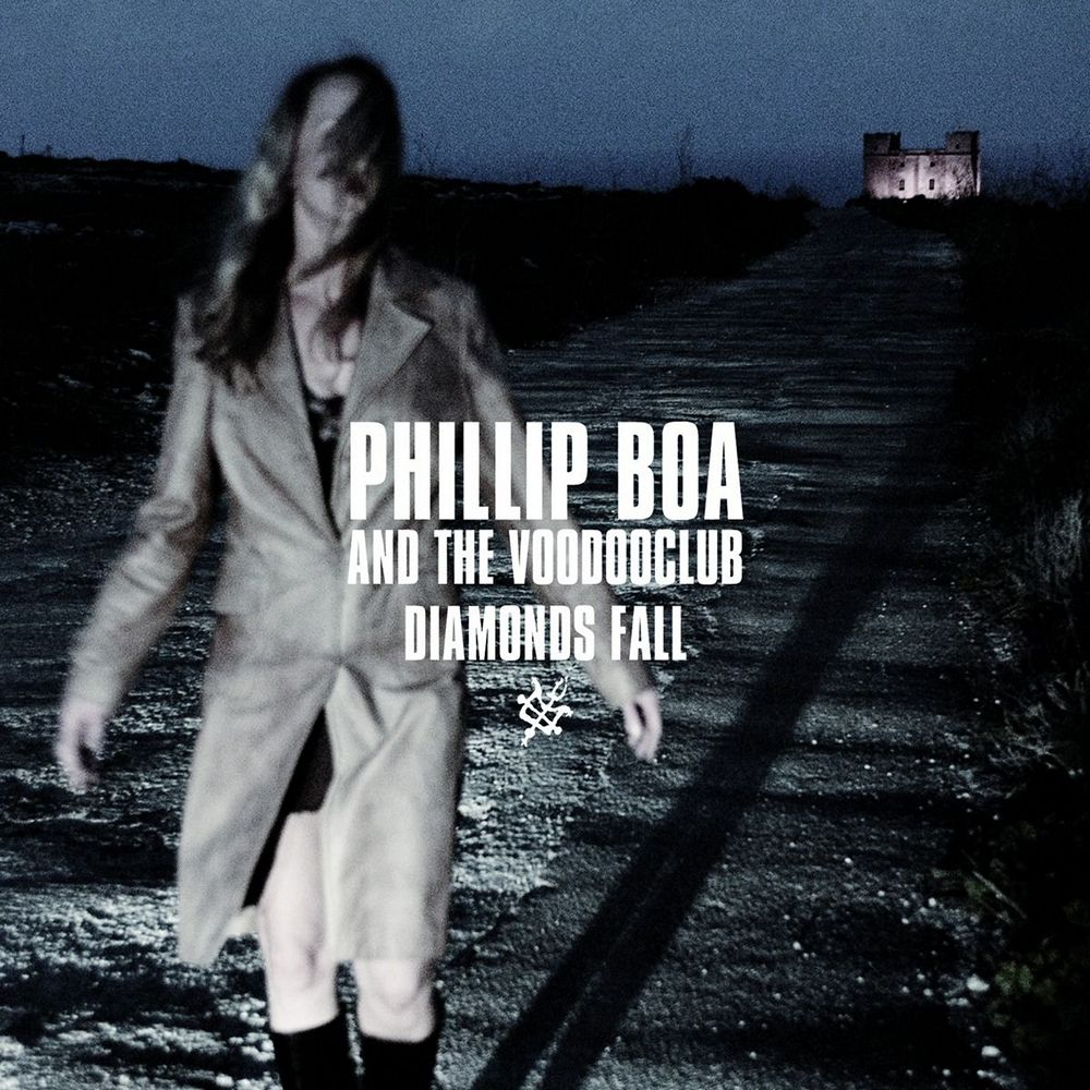 Phillip Boa & the Voodooclub: Diamonds Fall (2009) Book Cover