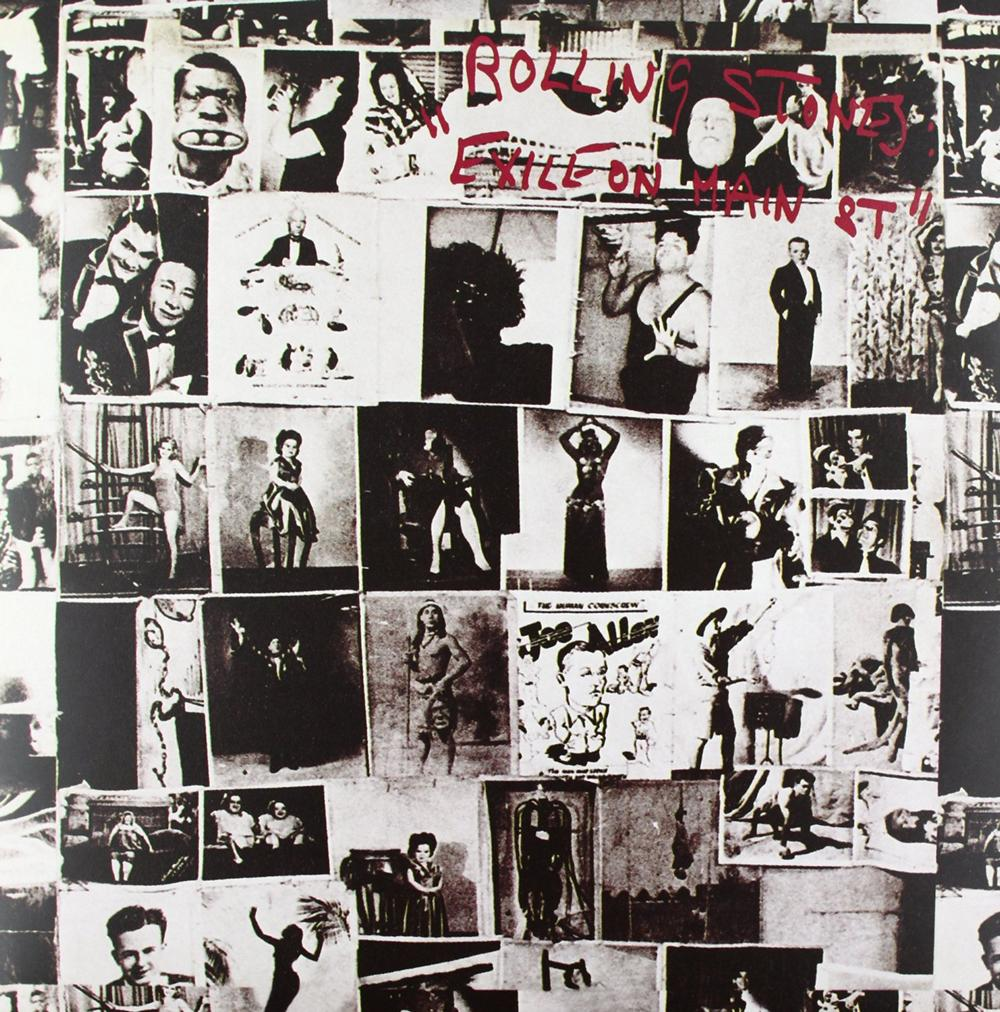 Rolling Stones: Exile On Main Street (2010) Book Cover