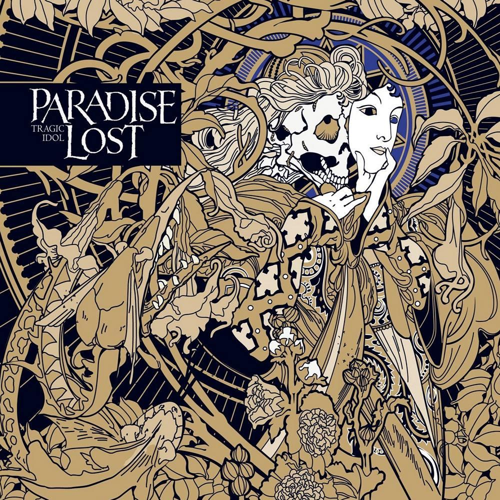 Paradise Lost: Tragic Idol (2012) Book Cover