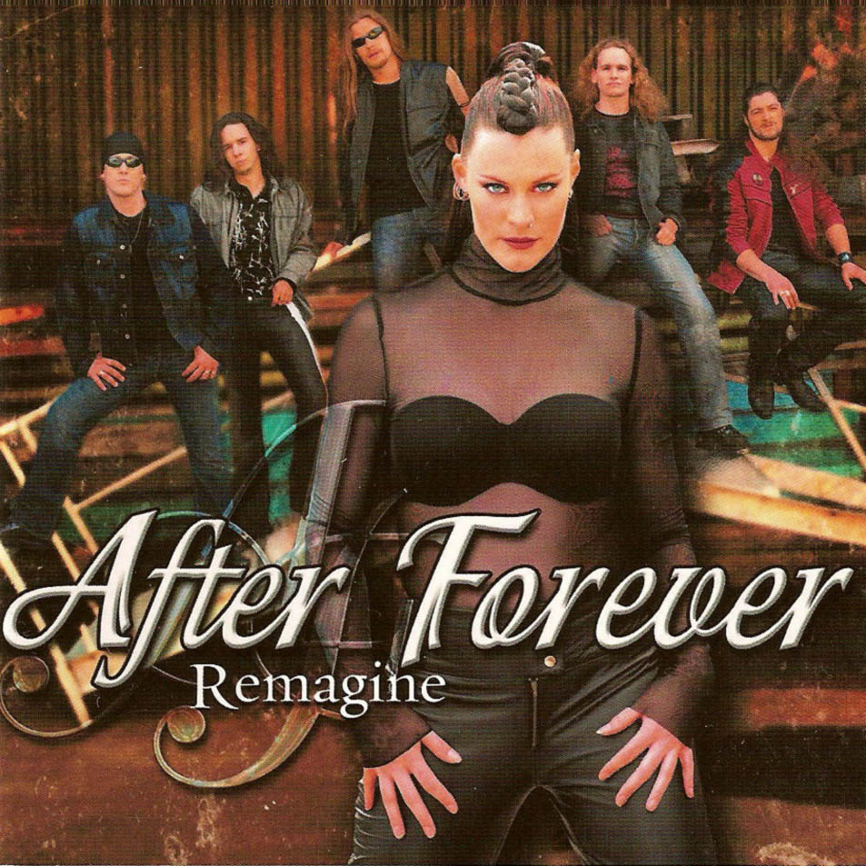 After Forever: Remagine (2005) Book Cover